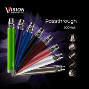 vision passthrough battery
